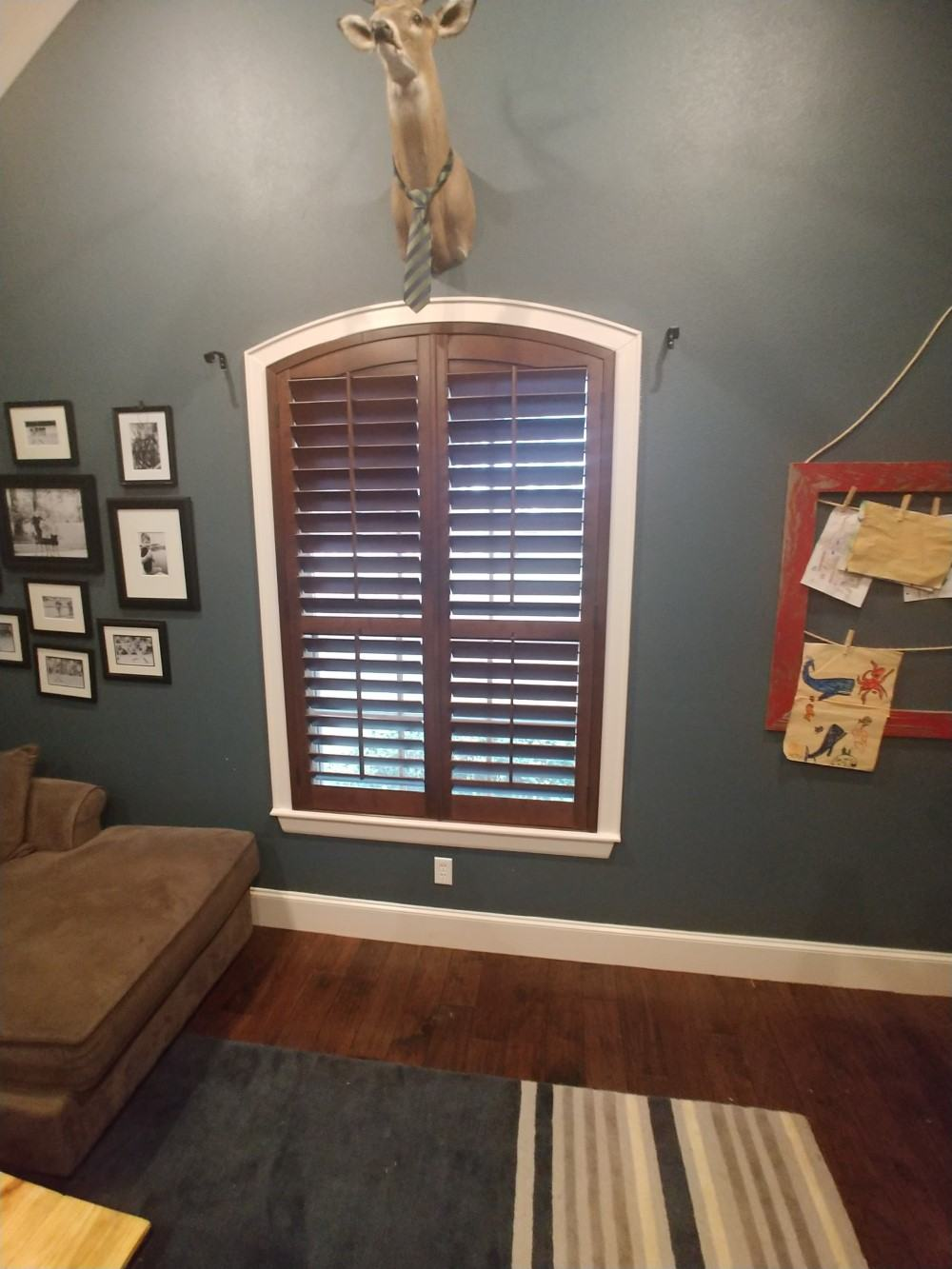Graber Shutters Installed in Lindale, TX